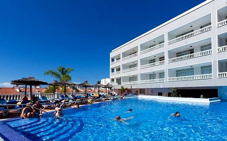 Kanárské ostrovy - Tenerife na 11 až 12 dní, polopenze nebo snídaně s dopravou letecky z Prahy