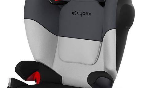CYBEX Autosedačka Solution M-FIX SL (15-36 kg) – Grey Rabbit 2018