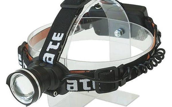 Yate Puma s nabíječkou 6x4 cm černá
