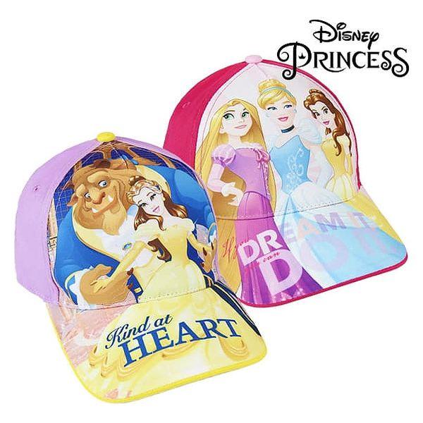 Dětská Kšiltovka Princezny Disney 53 cm