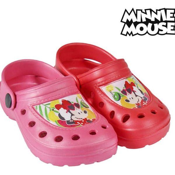 Plážové Pantofle Minnie