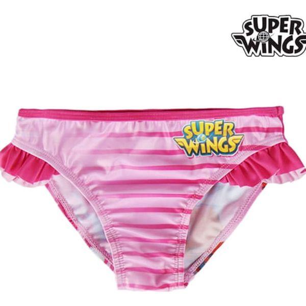 Spodní Díl Dívčích Bikin Super Wings