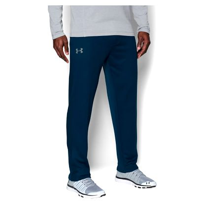 Tepláky Under Armour Tech Terry Pant Modrá