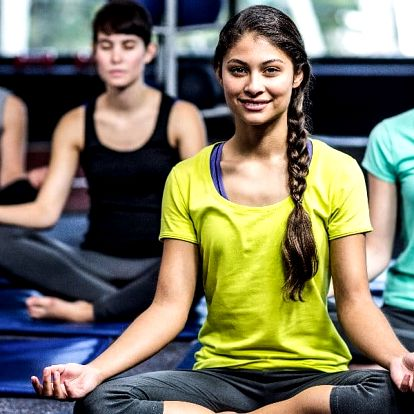 Pět vstupů na ranní nebo polední lekce jógy
