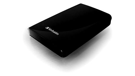 """Externí pevný disk 2,5"""" Verbatim Store 'n' Go 2TB černý (53177)"""