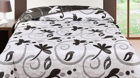 Forbyt Přehoz na postel Perola, 240 x 260 cm
