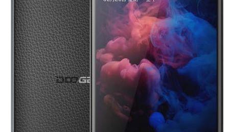 Mobilní telefon Doogee BL7000 Dual SIM 4 GB + 64 GB černý + dárek (6924351617301)