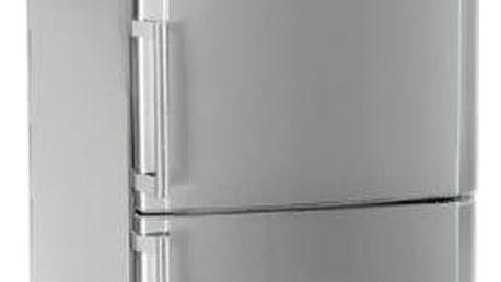Kombinace chladničky s mrazničkou Hotpoint-Ariston ENBGH 19423 FW nerez