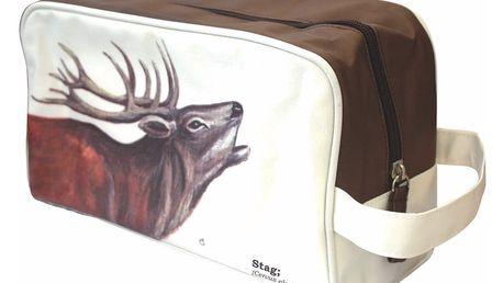 Kosmetická taštička Gift Republic Wild Animals Stag