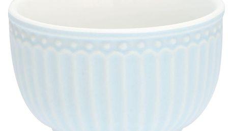 GREEN GATE Mistička Alice pale blue, modrá barva, porcelán
