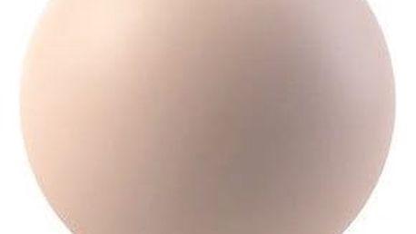 COOEE Design Kulatá váza Ball Dusty Pink 8 cm, růžová barva, keramika