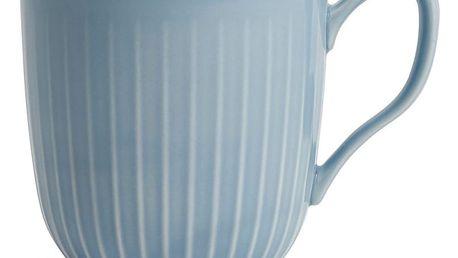 KÄHLER Keramický hrnek Hammershøi Sky, modrá barva, keramika
