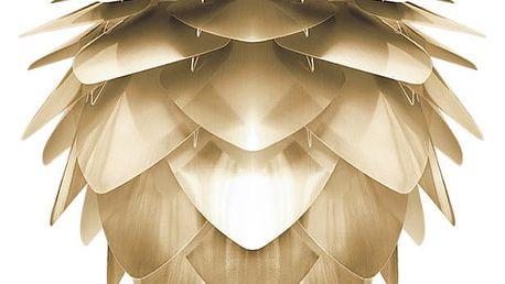 Stínidlo ve zlaté barvě VITA Copenhagen Silvia,Ø32 cm