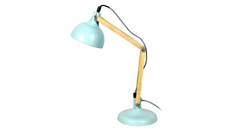 Světle modrá stolní lampa Red Cartel Dexter Mini