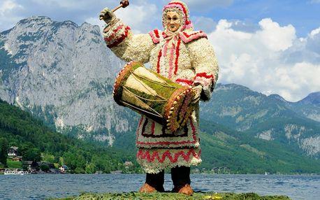 Festival narcisů v Solnohradsku a Hallstatt