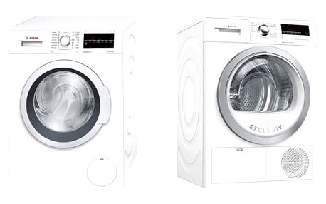 Set (Automatická pračka Bosch WAT28467CS) + (Sušička prádla Bosch WTH85290BY) + DOPRAVA ZDARMA