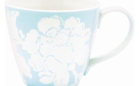 GREEN GATE Hrneček Ingrid pale blue, modrá barva, porcelán