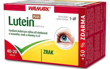 WALMARK Lutein Plus 40+20 tobolek