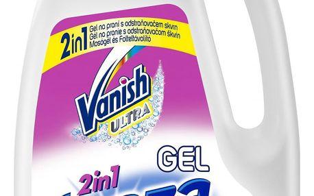 Lanza Universal prací gel s odstraňovačem skvrn, 45 praní 2,97 l