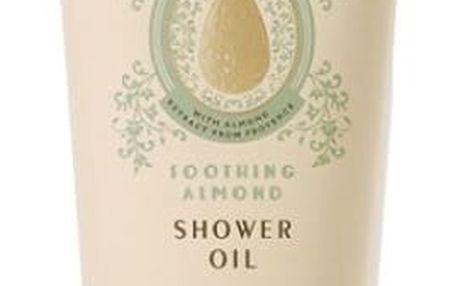 Panier des Sens Vyživující sprchový gel - mandle, krémová barva