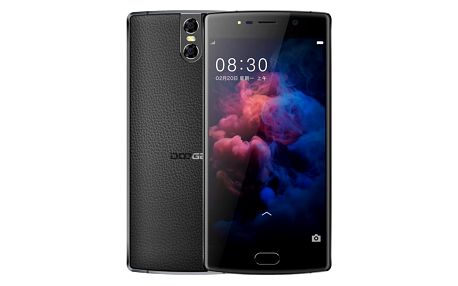 Mobilní telefon Doogee BL7000 Dual SIM 4 GB + 64 GB (6924351617301) černý Software F-Secure SAFE, 3 zařízení / 6 měsíců v hodnotě 979 Kč + DOPRAVA ZDARMA