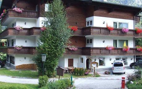 Rakousko - Bad Gastein na 8 dní, bez stravy s dopravou vlastní