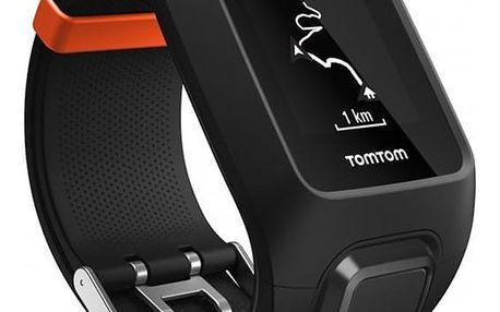 GPS hodinky Tomtom Adventurer Cardio + Music černá (1RKM.000.02)