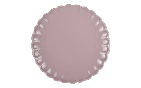 IB LAURSEN Talíř Mynte Lavender haze, fialová barva, keramika