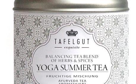 TAFELGUT Bylinný čaj Yoga Summer Tea - 140gr, šedá barva, kov