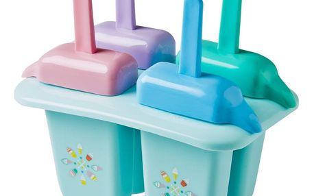 rice Zmrzlinová tvořítka na ledňáky Pastel, multi barva, plast