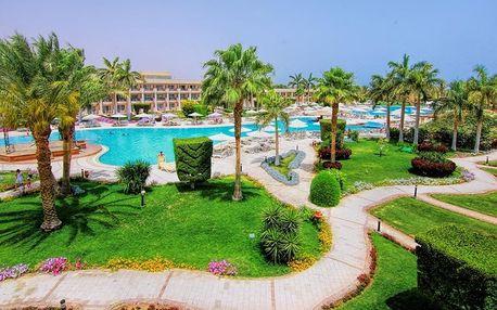 Egypt - Hurghada na 7 až 8 dní, ultra all inclusive s dopravou letecky z Prahy