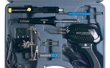 Pájecí souprava Toolcraft SK 3000, 230V, 100W