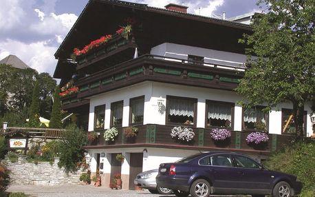 Rakousko - Salcbursko na 8 dní, snídaně s dopravou vlastní