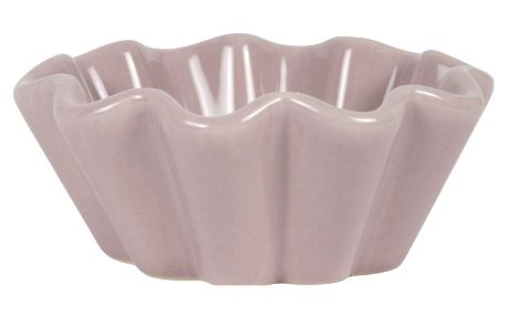 IB LAURSEN Keramická forma na muffiny Mynte Lavender haze, fialová barva, keramika