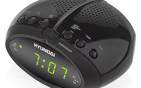Radiobudík Hyundai RAC 213 B černý