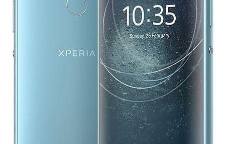 Mobilní telefon Sony Xperia XA2 Dual SIM modrý + dárek (1312-6696)