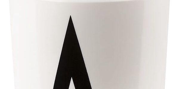 DESIGN LETTERS Víčko na pití pro melaminový hrneček Pink, růžová barva, plast