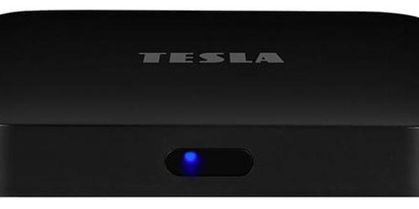 Multimediální centrum Tesla MediaBox QX4 černý (8594163276034)