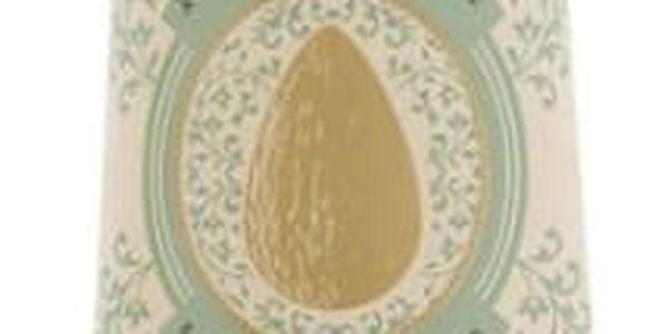 Panier des Sens Mini krém na ruce 30 ml - mandle, krémová barva, kov