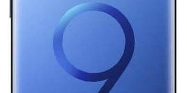 Samsung Galaxy S9 (G960F) (SM-G960FZBDXEZ) modrý