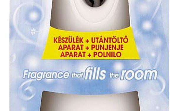 Air Wick Fresh matic automatický strojek + náplň vůně svěžího prádla 250 ml