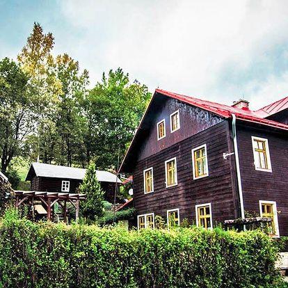 Pobyt v Krkonoších, 2–7 nocí s polopenzí