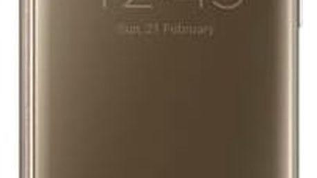 Samsung Clear View pro Galaxy S7 Edge (EF-ZG935C) (EF-ZG935CFEGWW) zlaté