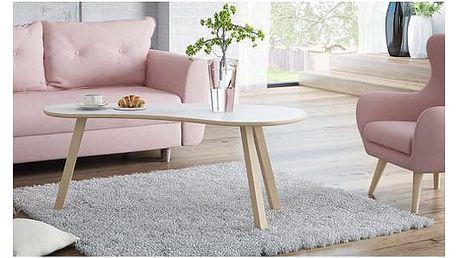 Konferenční stolek H-50 120x50x33 cm