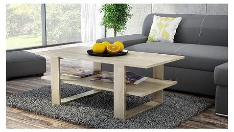 Konferenční stolek MARTINA sonoma