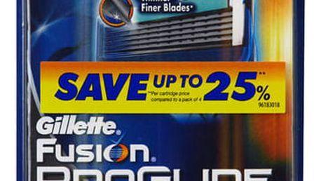 Gillette Fusion Proglide 8 ks náhradní břit M