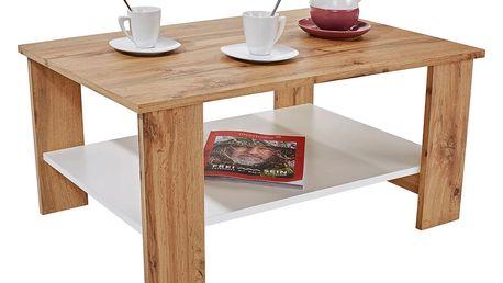 Konferenční stolek paolo *cenový trhák*, 90/41/55 cm
