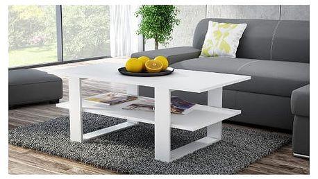 Konferenční stolek MARTINA bílá