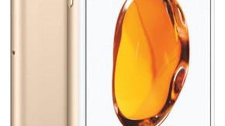 Mobilní telefon Apple iPhone 7 32 GB - Gold + dárek (MN902CN/A)