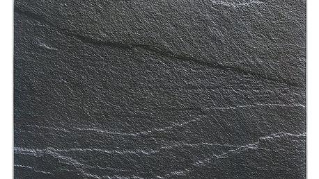 Krájecí prkénko ANTHRACITE SLATE, 40x30 cm, ZELLER